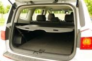 Chevrolet Orlando bagażnik