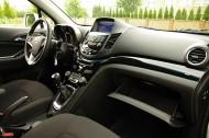 Chevrolet Orlando deska rozdzielcza