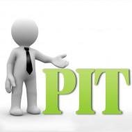 PIT-4R za 2012 / 2013; druk PIT-4R