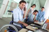 Czas pracy osoby niepełnosprawnej nie może przekraczać 8 godzin na dobę i 40 godzin tygodniowo. fot. Fotolia